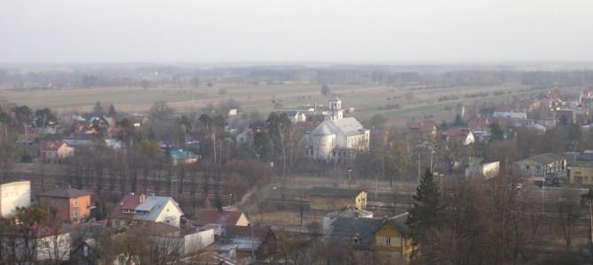 Augustów – Garbatka Letnisko   20 km.  29.XII.2008