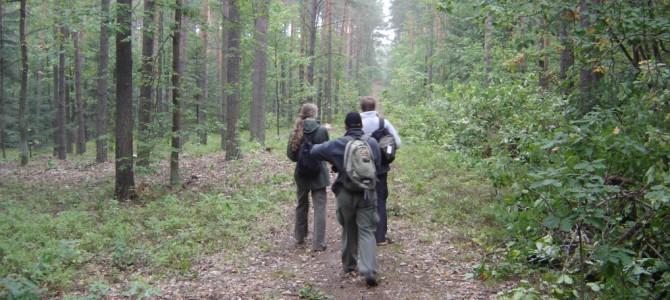Jedlnia Kościelna – Kozienice   26 km.  29.IX.2006