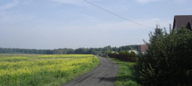 Gózd – Pionki   27 km   18.VII.2006